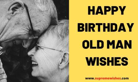 happy birthday old man images