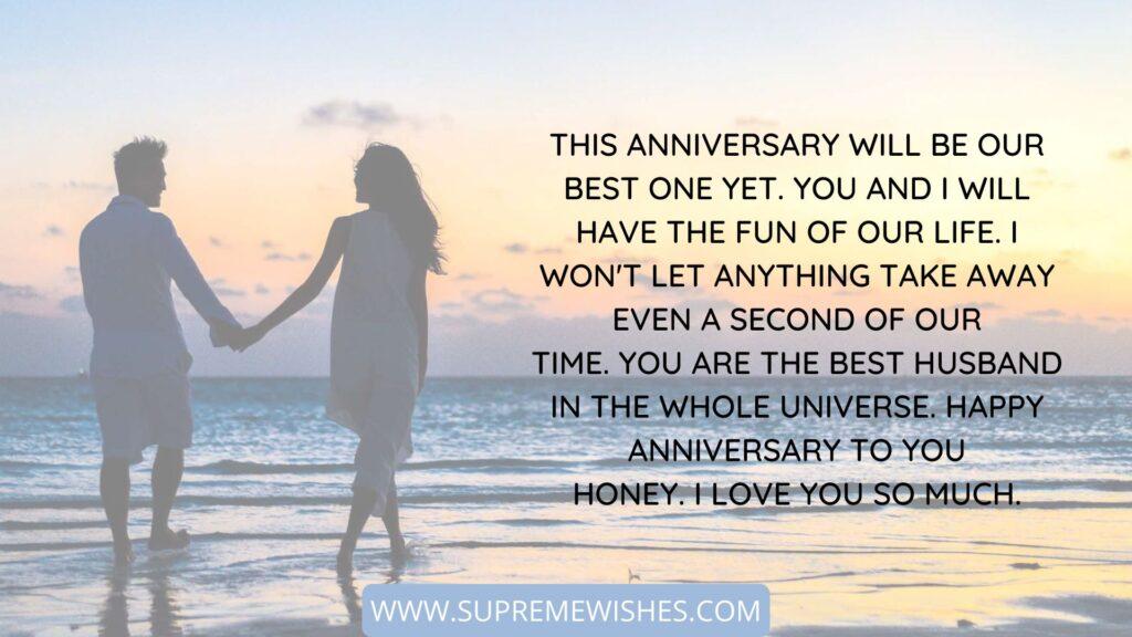Creative Anniversary Wishes