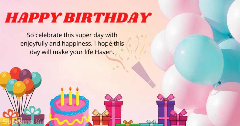 Happy 21st Birthday For Son And Daughter Images Wishes And Quote
