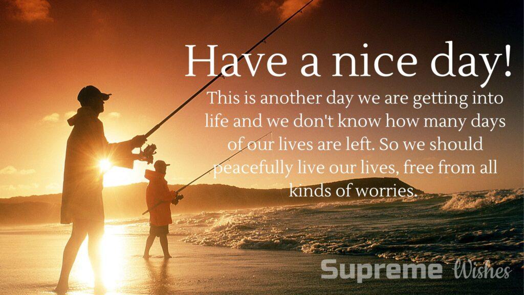 nice day greetings
