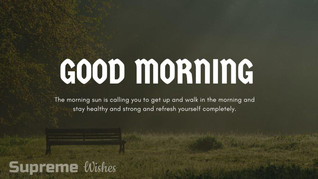 good morning sun text messages