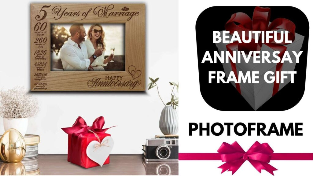 5th wedding anniversary gift for wife